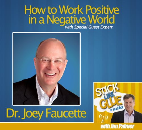 Working Positive in a Negative World