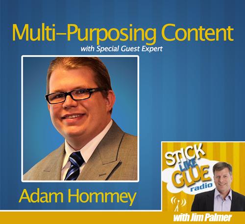 Multi-Purposing Content