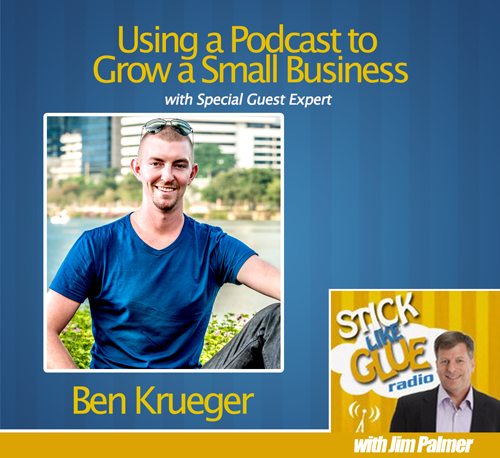 Using a Podcast to Grow a Small Business